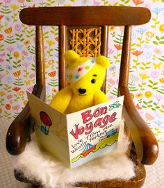Nearly time to go! Teddy Bears, Toy Chest, Toys, Home Decor, Activity Toys, Decoration Home, Room Decor, Clearance Toys, Gaming