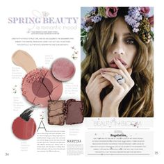 """""""Beauty In Bloom"""" by thewondersoffashion ❤ liked on Polyvore featuring beauty, Perricone MD, Charlotte Tilbury, NARS Cosmetics, Eyeko, Smith & Cult, BeautyTrend and Spring2017"""