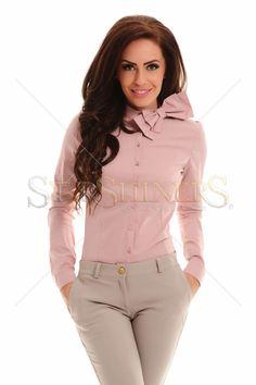 PrettyGirl Charitable Lila Shirt