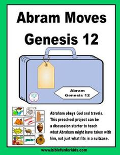 Abram Moves Preschool Project