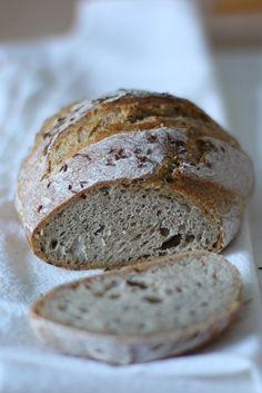 Rye Bread on JillHough.com