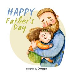 Happy Fathers Day Images, Architecture Tattoo, Dad Day, Backgrounds Free, Banner Template, Vector Free, Illustration Art, Cards, Vector Pattern