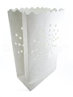 CleverDelights White Luminary Bags - 30 Count - Sunburst ... http://www.amazon.com/dp/B00GWUA71Y/ref=cm_sw_r_pi_dp_yDOpxb06K3TSM