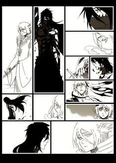 """samedzi: """"Ichigo/Rukia Bankai """""""