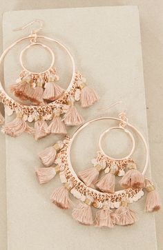 TRAVELLERS' ROBE Gypset Hoop Earrings - accessories. Killer looks for vacay & every day. Australian women's fashion store. Ships worldwide. 10% OFF first purchase when you subscribe. FREE Aus shipping when you spend over $150.