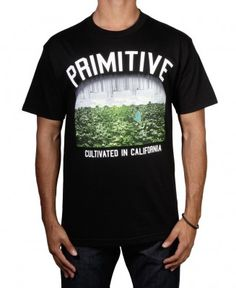 Primitive - Garden T-Shirt - $28