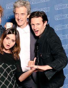 Clara and her doctors
