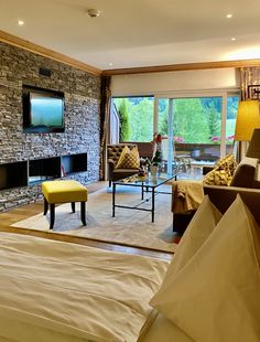 A First Class Experience: ERMITAGE Wellness and Spa-Hotel – SWITZERLAND First Class, Hotel Spa, Valance Curtains, Switzerland, Wellness, Home Decor, Decoration Home, Room Decor, Valence Curtains