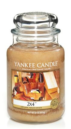 2x4 Large Jar Candle By Yankee Candle - http://candles.pinterestbuys.com/yankee/2x4-large-jar-candle-by-yankee-candle/
