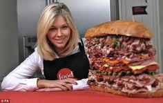 The World's Biggest, Meatiest Sandwich