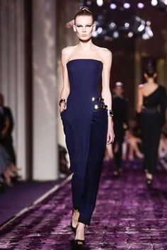 Atelier Versace Fall Winter 2014   Haute Couture Week