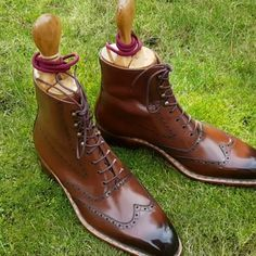 Ascot Shoes — Whilst the sun out, opportune time to make a clip...