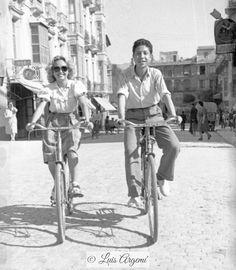 Barrio del Carmen, años 40. Murcia © Luis Argemí.