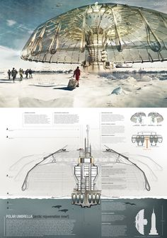 Future Architecture: 7 Surreal Award-Winning Skyscrapers