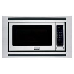 Frigidaire Gallery 2.0 cu. ft. Microwave in Stainless Steel, Built-In Capable with Sensor Cooking