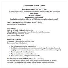 Bullet Points Resume Classy Resume Format Housekeeping  Pinterest  Sample Resume Functional .