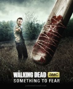 My The Walking Dead: Something To Fear Poster And Its Internet Aftermath