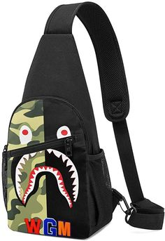 Amazon.com: Sling Bag Chest Bag Shoulder Backpack Cross Body Travel: Sports & Outdoors Travel Backpack, Sling Backpack, Shoulder Backpack, Cross Body, Fashion Brands, Topshop, Outdoors, Backpacks, Amazon