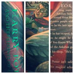 Year Three #harrypotter #picstitch