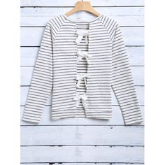 16.45$  Watch here - http://dix4o.justgood.pw/go.php?t=196268804 - Cut Out Bowknot T-Shirt