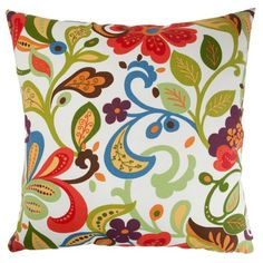 I pinned this Wildwood Pillow in Garden from the EDIE event at Joss and Main!