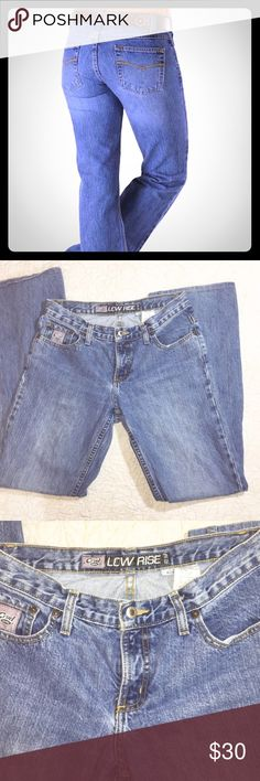 Cruel Girl Low Rise Slim Slit Leg Jeans Cruel Girl Low Rise Slim Slit Leg Jeans Jeans