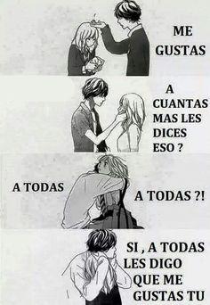 Que lindo amor --- Sentimientos-Anime