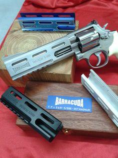 barracuda rail