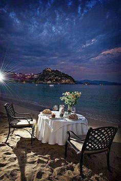Parga Grèce