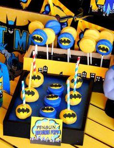 SUPERHERO Party- COMIC BOOK Party- Superhero Birthday- Superhero FOOD LABELS - Bat Party