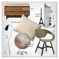 """Home Decor"" by lovethesign-eu ❤ liked on Polyvore featuring interior, interiors, interior design, home, home decor, interior decorating, Da Terra, Home and homedecor"