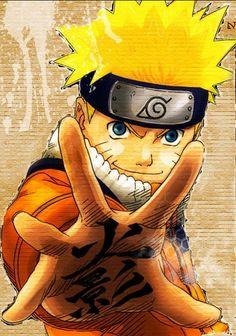 Naruto. ANIME. pinned from Stephy Sama
