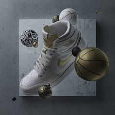 3d Artwork, Artwork Design, Nike Inspiration, Shoe Poster, Sports Graphic Design, Cinema 4d Tutorial, Polygon Art, Bizarre Art, Sports Graphics