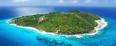 Las Islas Seychelles son un grupo de 115 islas ubicadas en el Océano Índico, al noreste de Madagascar. Este archipiélago cuenta con un conjunto de playas vírgenes y paradisiacas perfectas para realizar un viaje de recién casados.
