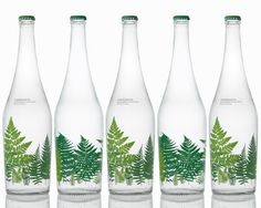 Fuensanta #water #packaging by Pati Nuñez Associats, Spain #agua