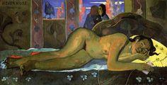 Gauguin et la technologie #gauguin #Ipod
