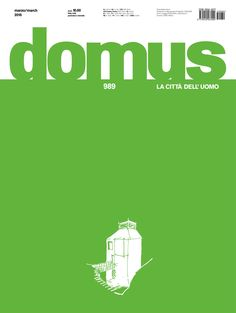 Domus 989, March 2015