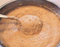 making a sourdough starter with spelt flour