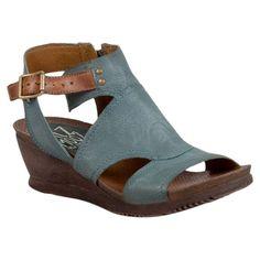 Miz Mooz Scout Women's Wedge Sandal