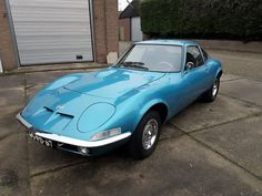 Opel Gt, Mobiles, Top Cars, Automotive Design, Cars And Motorcycles, Vintage Cars, Chevrolet, Classic Cars, Automobile
