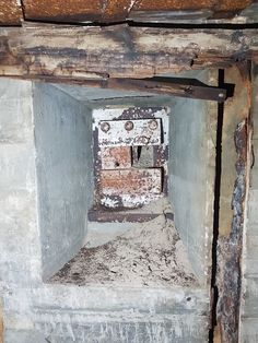 Atlantikwall Regelbau - Radar Bunker with Socket for Wassermann S Radar Abandoned Buildings, Abandoned Places, Secret Bunker, Bunker Hill Monument, Doomsday Bunker, Underground Bunker, Safe Room, Nuclear War, Soviet Art