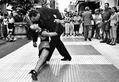 Tango at Florida Street, Buenos Aires, Argentina