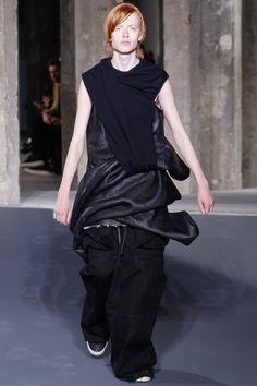 Rick Owens Fall 2016 Menswear Fashion Show