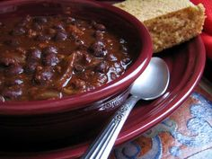 Ww Friendly Chili Recipe - Food.com - 289811 If following the WW flex plan this is 5 points/serving (1 cup with 2 tablespoons fat-free sour cream)!