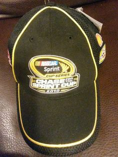 2010 chase for the sprint cup nascar hat new with tag from $38.0