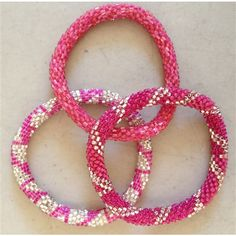 More Lily and Laura Bracelets!!!!