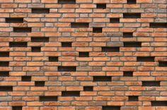 Restoration and extension Museum Nairac, Barneveld, 2013 - Van Hoogevest Architecten Pictures Of Bricks, Brick Images, Z Brick, Brick Facade, Brick Walls, Brick Projects, Brick Detail, Brick Texture, Brick Architecture