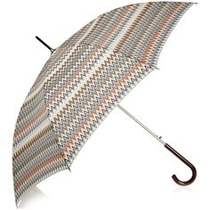 50% Off was $185, now is $93! Missoni Alessandra printed automatic umbrella