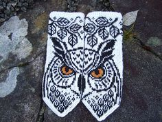 My Ravelry store is closed. Knit Mittens, Knitted Gloves, Knitting Socks, Knit Socks, Knitting Charts, Knitting Patterns, Sewing Patterns, Ravelry, Owl Patterns