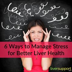 6 Ways to Manage Stress for Better Liver Health -- The body doesn't know what is upsetting you and doesn't care! It doesn't know if it is an acute stressor or a chronic one; it reacts basically the same way to either stimulus. Our physiological response to stress stimulates the hypothalamic-pituitary-adrenal (HPA) axis and the sympathetic nervous system. This is known as the stress response, the releasing of key hormones which modulate the immune response and increase the development of…